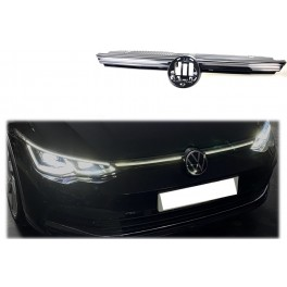 Eclairage calandre VW Golf 8