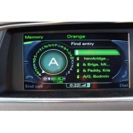 Bluetooth Audi