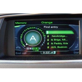 Bluetooth OEM MMI 3G Audi