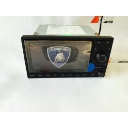 RNS-E Lamborghini LCD